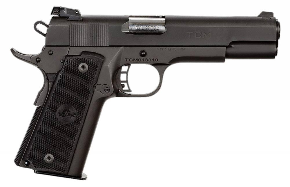 Rock Island TCM Rock Standard FS HC Combo Semi-Automatic 22 TCM/9mm Luger 5