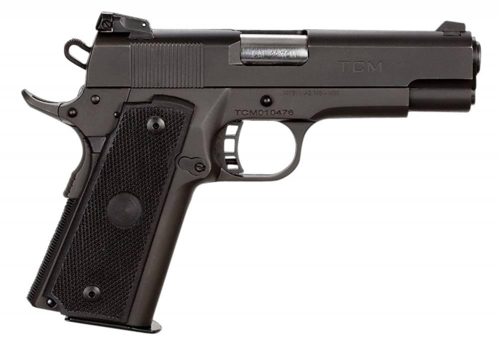 Rock Island TCM Rock Standard MS HC Combo Single 22 TCM/9mm Luger 4.25