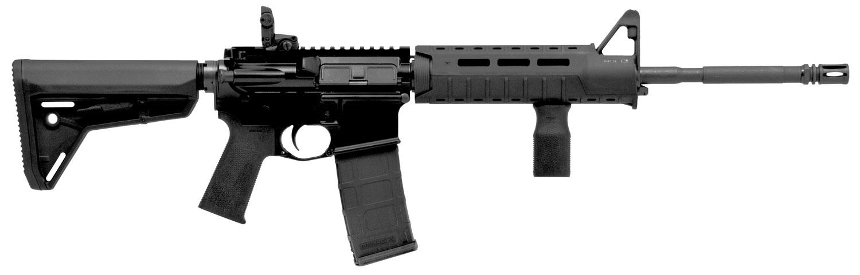 "Colt Mfg M4 Carbine 223 Rem,5.56 NATO 16.10"" 30+1 Black Adj Magpul MOE SL Stock"