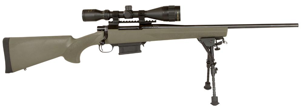 Howa HGK36107BP Hogue Gameking Scope Package Bolt 223 Remington 20