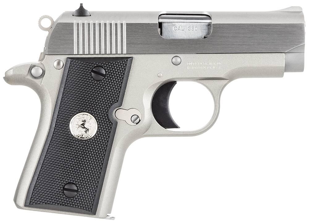 Colt Mustang Pocketlite 380 ACP 2.75