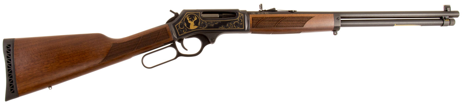 Henry Large Caliber Wildlife Edition Lever 30-30 Winchester 20