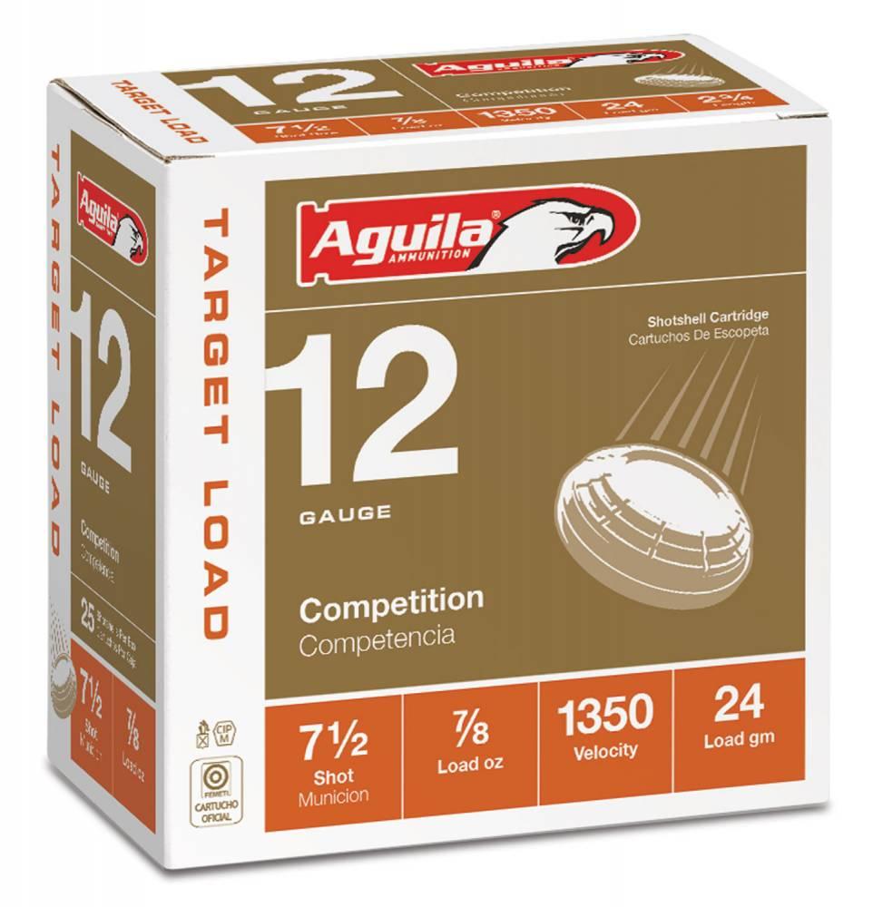 Aguila Competition Trap 12 Gauge 2.75