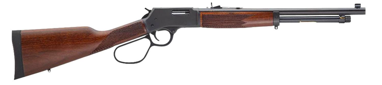 Henry Big Boy Steel Carbine Lever 357/38 16.5