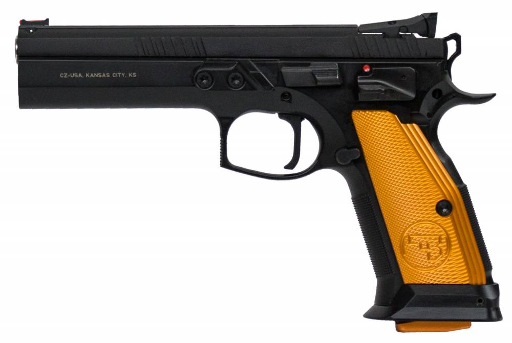 CZ CZ 75 Tactical Sport Single 9mm 5.4