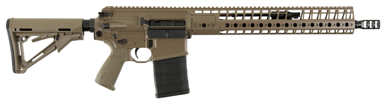 Sig Sauer R716G2H16BDM 716 DMR Gen 2 Semi-Automatic 308 Winchester/7.62 NATO 16