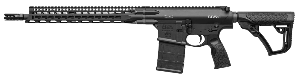 Daniel Defense 17029047 DD5 V1 Semi-Automatic 308 Win/7.62 NATO 16