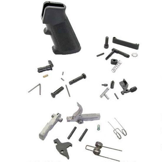 Am Lower Parts Kit Ar15 5 56 223 The Armories