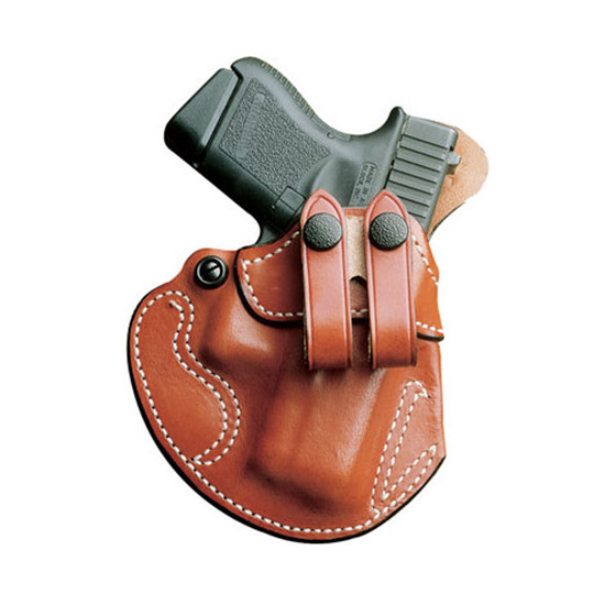 DESANTIS COZY PARTNER RH SW M&P 9 40 45C TAN