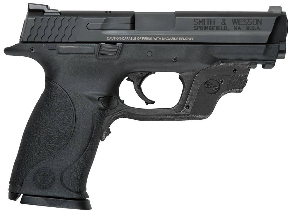 Smith & Wesson M&P 40 Crimson Trace Laserguard 40 Smith & Wesson (S&W) Double 4.25