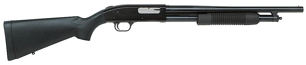 Mossberg 500 Tactical Blued 12 Gauge 18.50