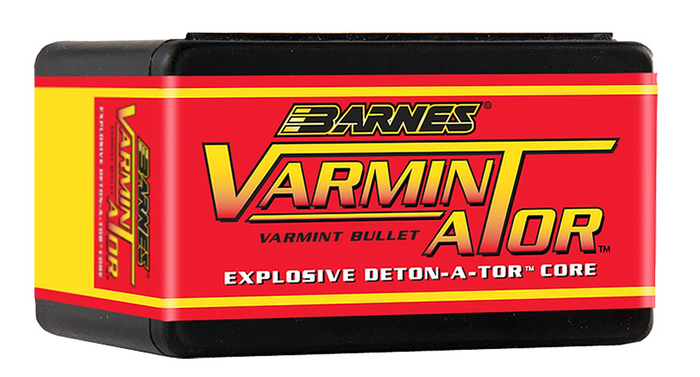Barnes Bullets Rifle 6mm .243 72 GR Flat Base Hollow Point ...