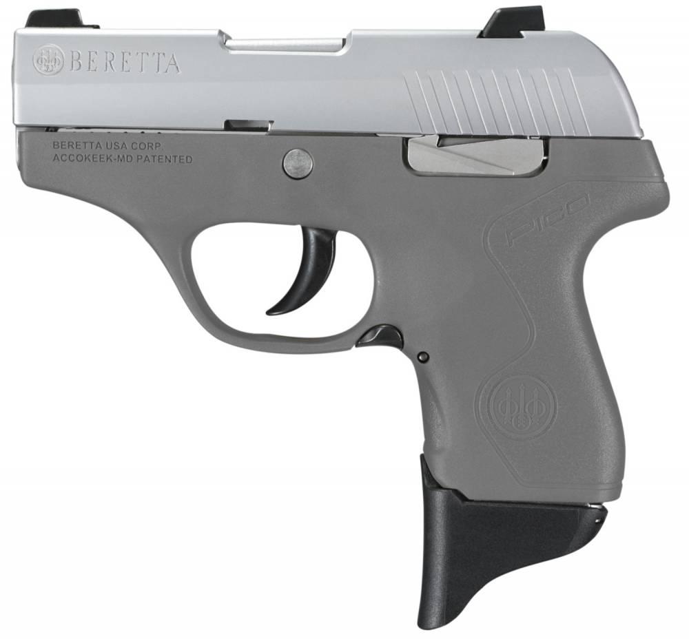 Beretta USA Pico 380 Double 380 Automatic Colt Pistol (ACP) 2.7