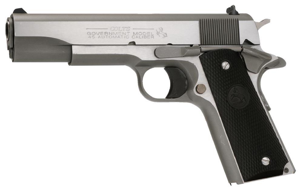 Colt O1091 1991 Series Government 45 ACP 5