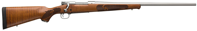 M70 FTHRWGHT SS/MAPLE 7MAG