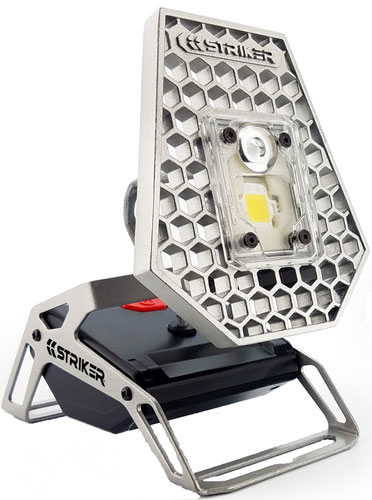 STRIKER ROVER MOBILE TASK LIGHT 1200 LUMENS W/3 MODES