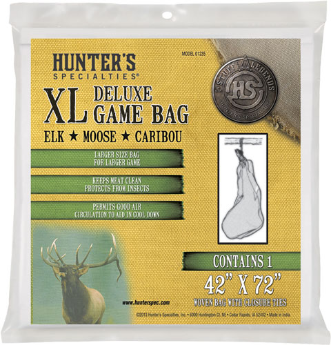 HS FIELD DRESSING GAME BAG XL DELUXE 42