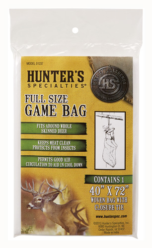 HS FIELD DRESSING GAME BAG DEER SIZE 40