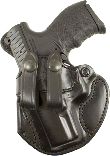 DESANTIS COZY PARTNER HOLSTER IWB LH LEATHER S&W B-GUARD BL<