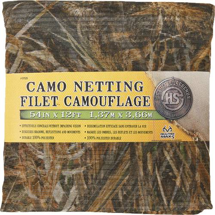 H.S. CAMO MESH NETTING 54