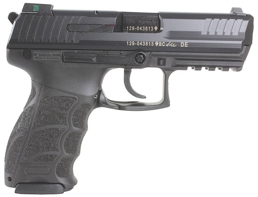 HK P30 V3 Single/Double 9mm Luger 3.85