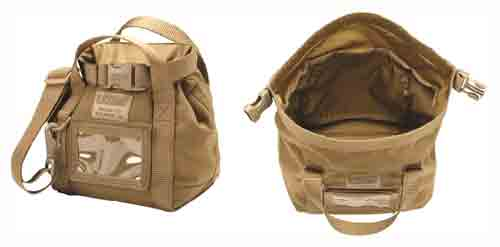 BLACKHAWK GO BOX AMMO BAG COYOTE TAN