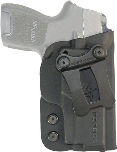 Comp Tac Infidel Max Holster Iwb Sig P320 Sc 9 40 Rh Blk