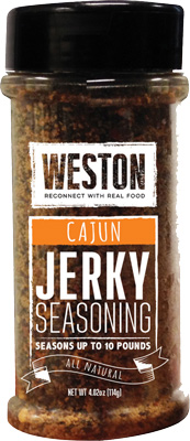 WESTON CAJUN JERKY DUST