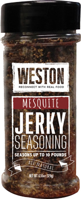 WESTON MESQUITE JERKY DUST