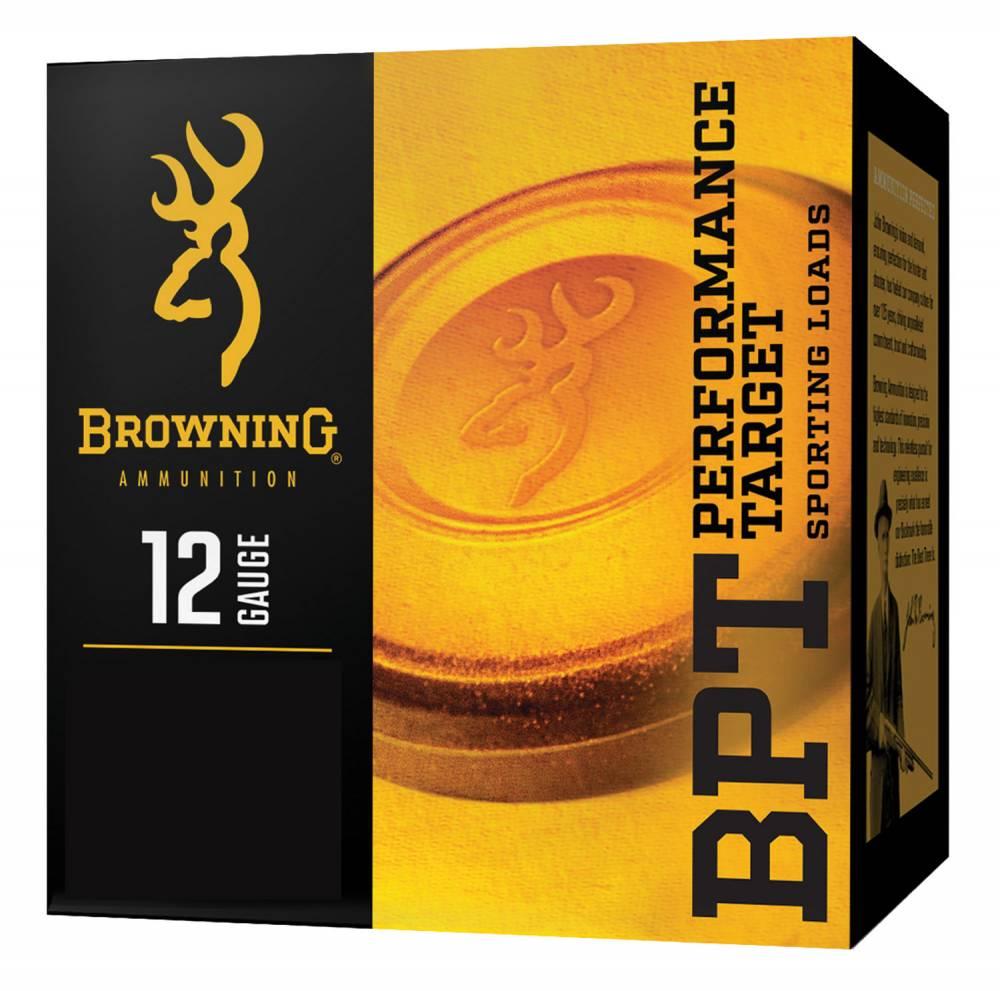 Browning Ammo BPT Performance Target 12 Ga 2.75