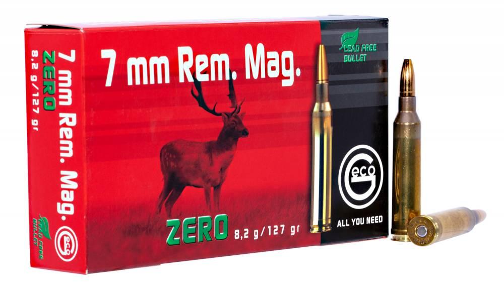 GECO 7MM MAG ZERO 127GR 20/10
