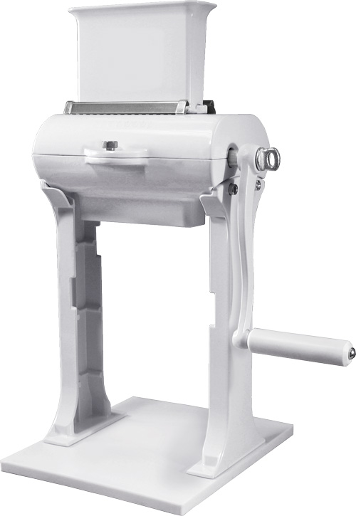 WESTON MANUAL MEAT CUBER & TENDERIZER FEATURES 31SS BLDS