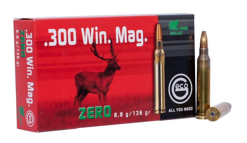 GECO 300 MAG ZERO 136GR 20/10