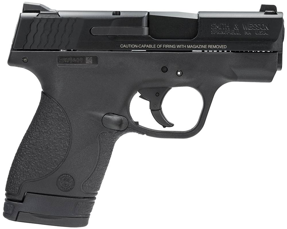 Smith & Wesson M&P 9 Shield 9mm Luger Double 3.1