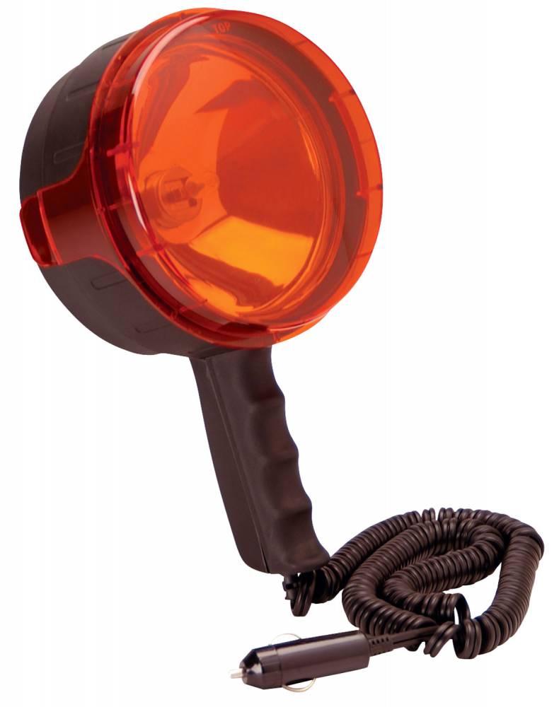 Cyclops Seeker Spotlight 4 Million Candlepower Black