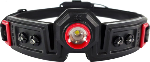 STRIKER FLEX-IT HEADLAMP 800 LUMENS W/4 MODES