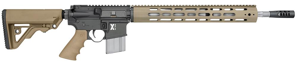 Rock River Arms XAR1751T LAR-15 X-Series Carbine Tan Semi-Automatic 223 Remington/5.56 NATO 18