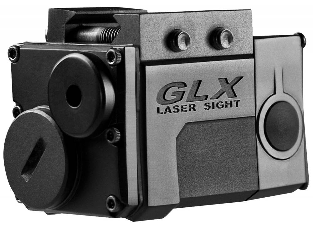 Barska Micro GLX Laser Sight Red Laser Compact/Subcompact Picatinny/Weaver