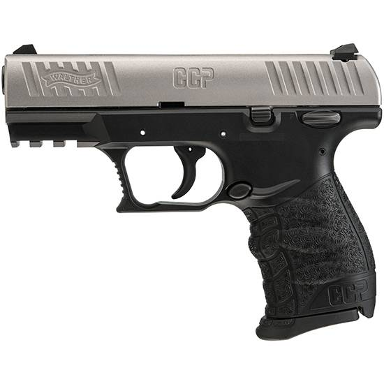 Walther Arms CCP Single 9mm Luger 3.5