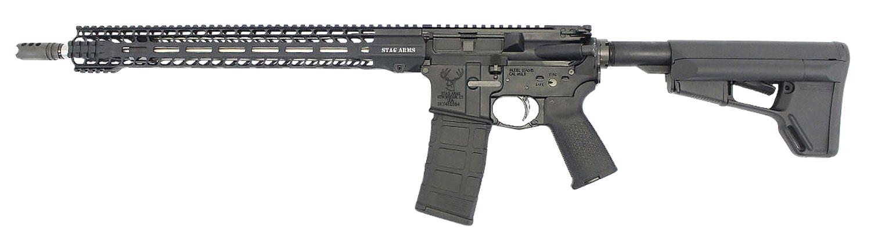 Stag Arms Stag 15 3Gun Elite LH Semi-Automatic 223 Remington/5.56 NATO 18