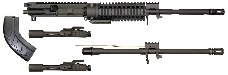 Windham Weaponry Multi-Caliber Upper Kit 300 AAC Blackout/Whisper (7.62x35mm) 16