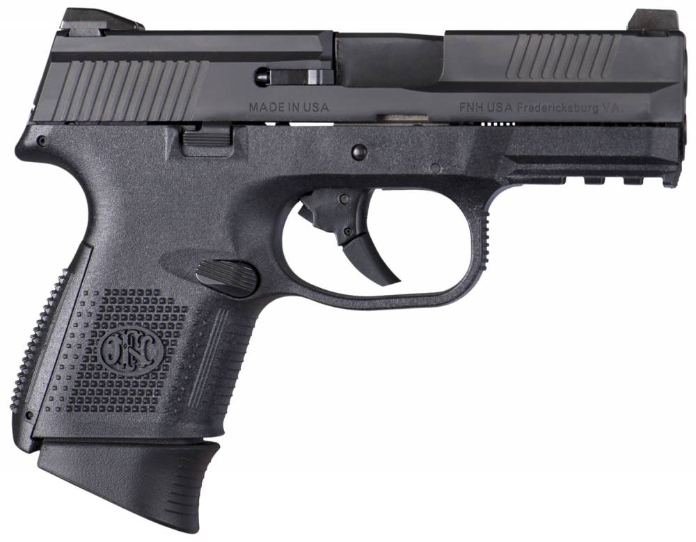 FN FNS 9 Compact Double 9mm Luger 3.6