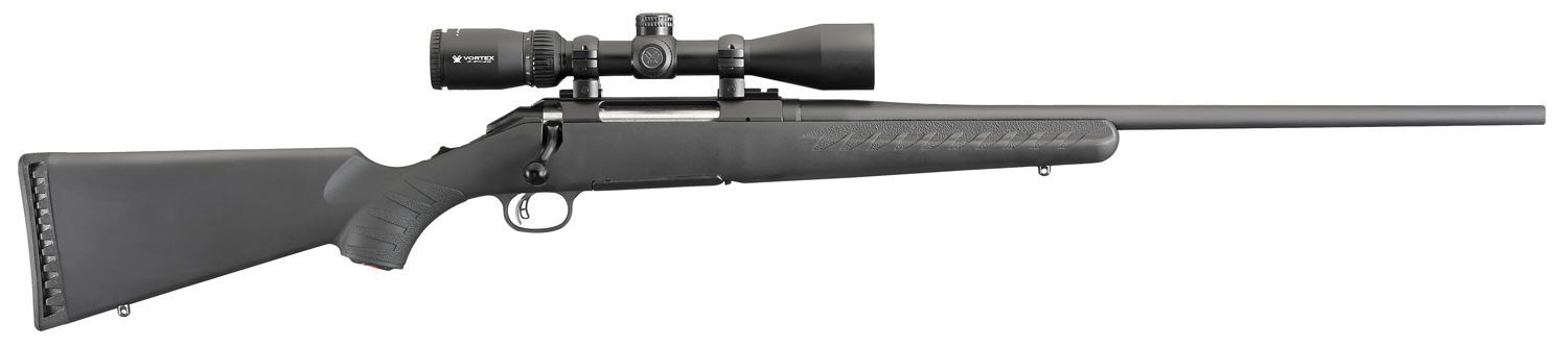Ruger American with Vortex Crossfire II Bolt 223 Remington/5.56 NATO 22
