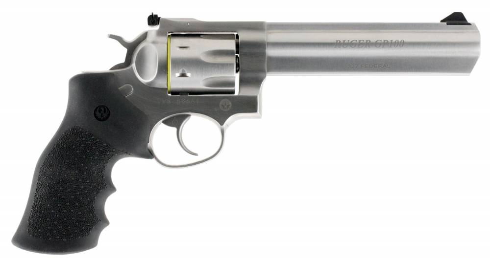 Ruger GP100 Standard Single/Double 327 Federal Magnum 6