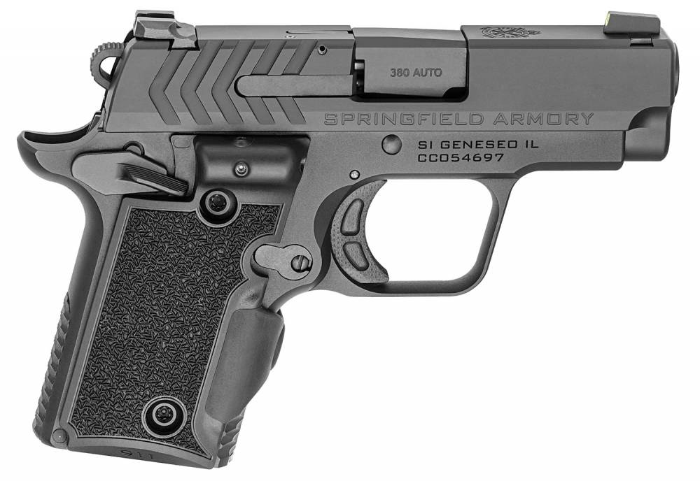 Springfield Armory 911 380 ACP Single 380 Automatic Colt Pistol (ACP) 2.7