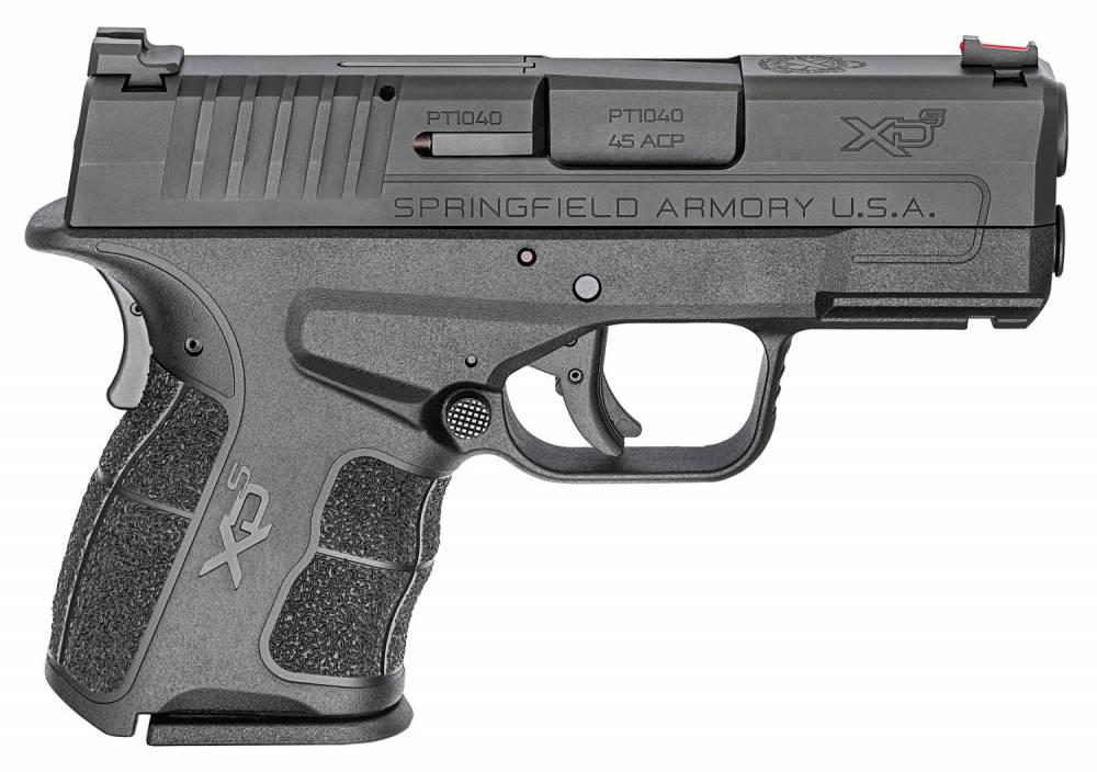 Springfield Armory XD-S MOD.2 Double 45 Automatic Colt Pistol (ACP) 3.3
