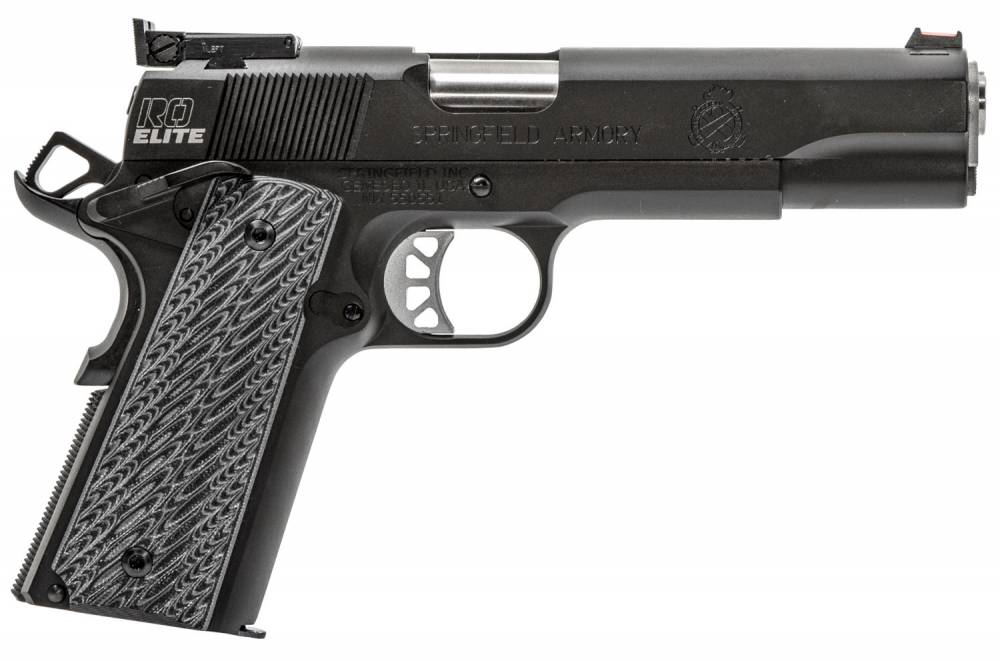Springfield Armory 1911 Range Officer Elite Target Single 45 Automatic Colt Pistol (ACP) 5