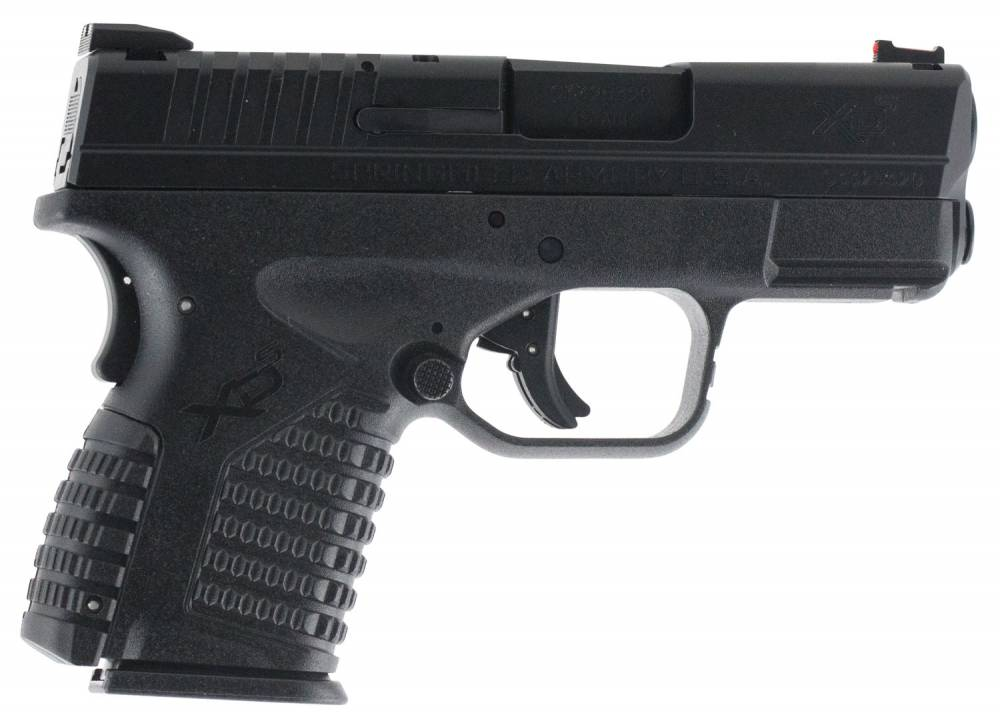 Springfield Armory XDS93345BB XD-S 45 Automatic Colt Pistol (ACP) Double 3.30