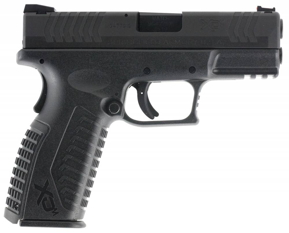 Springfield Armory XD(M) Full Size Double 9mm Luger 3.8