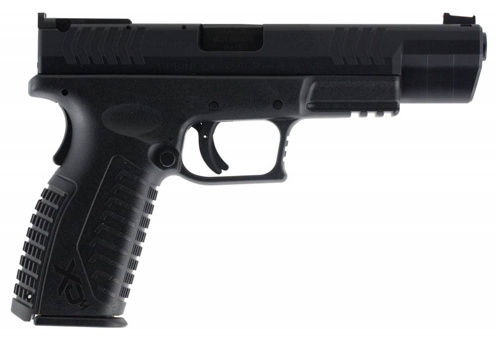 Springfield Armory XD(M) Competition Double 9mm Luger 5.25